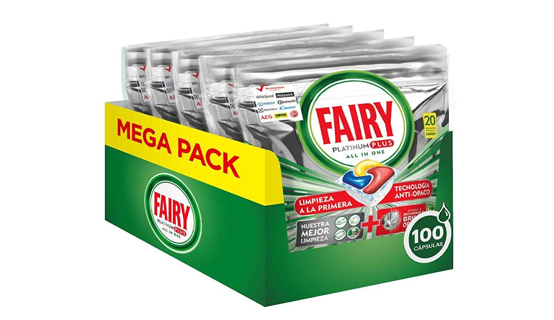 Fairy Platinum Plus Detersivo In Caps Per Lavastoviglie Confezione Da 100 Pastiglie Limone Prezzo Consigliat Pastiglie Per Lavastoviglie Lavastoviglie Limone
