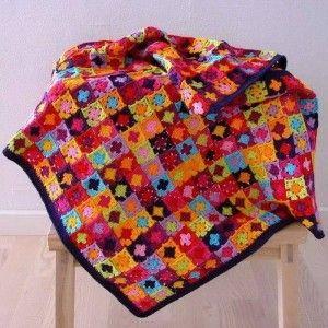granny square crochet pattern ideas 5