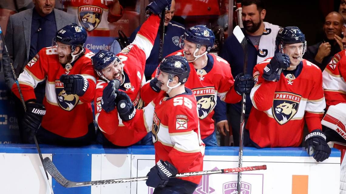 Another Acciari Hat Trick Another Big Offensive Night Another Florida Panthers Win Florida Panthers Panthers Win Panthers
