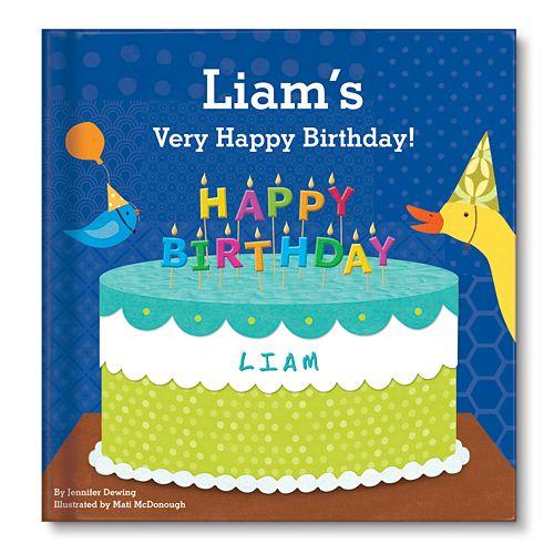 For Baby's 1st Birthday: My Very Happy Birthday by Jennifer Dewing