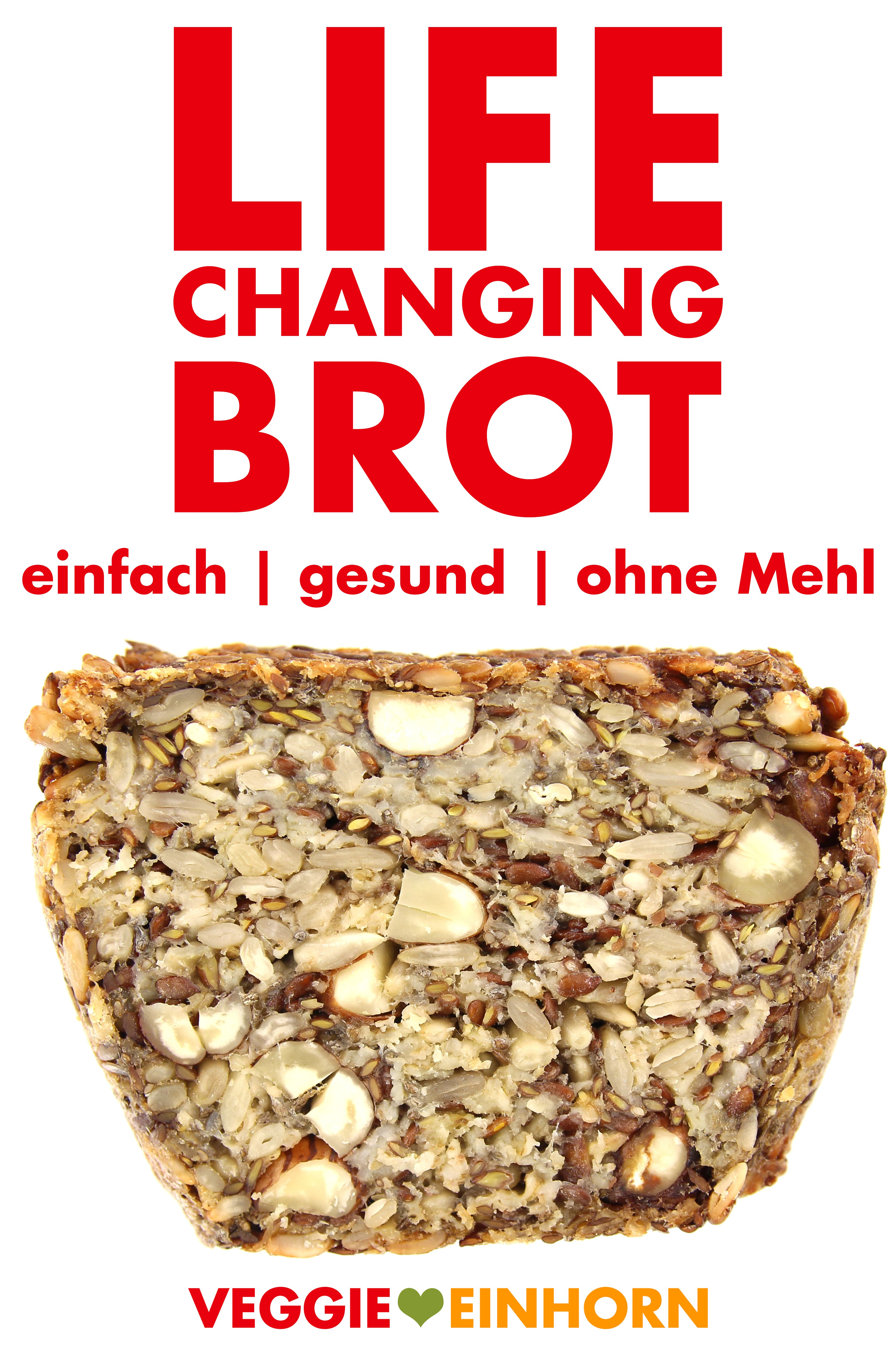 Life Changing Bread [Gesundes Brot backen]