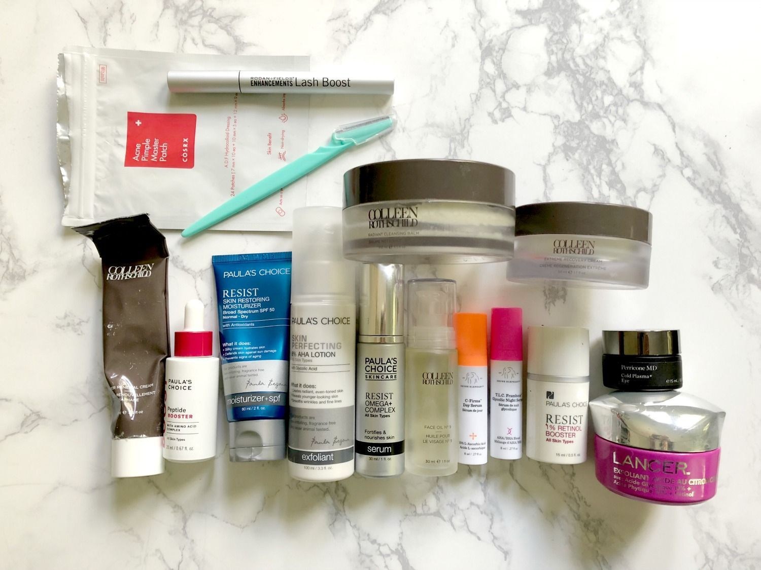 A Non Sponsored Post Sharing My Favorite Beauty Products From An Over 40 Woman A Mix Of Drugstore Department Store A Simple Skincare Skin Care Oily Skin Care