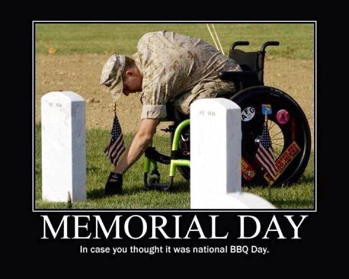 Memorial Day!