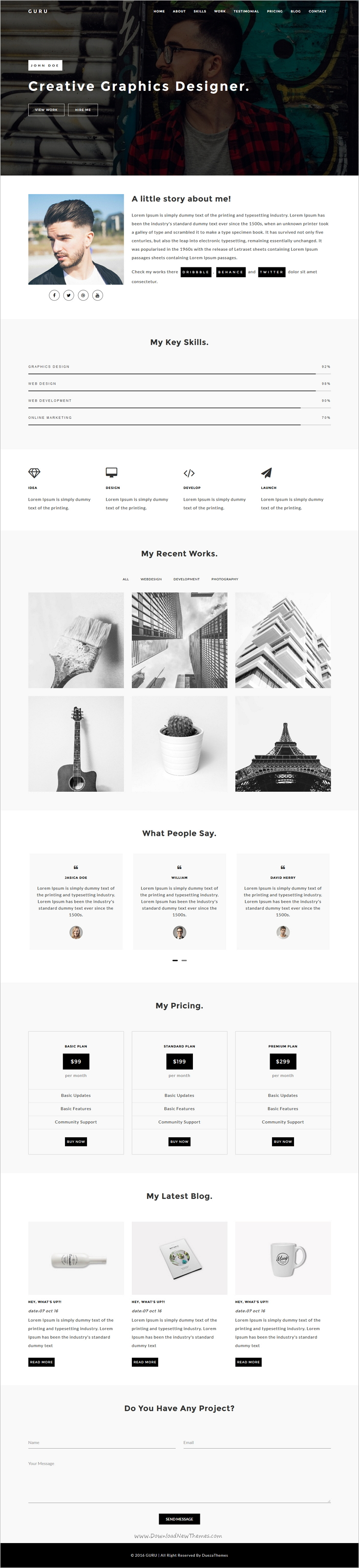 The AVIA Premium JTL Shop Template - is a responsive theme for your ...