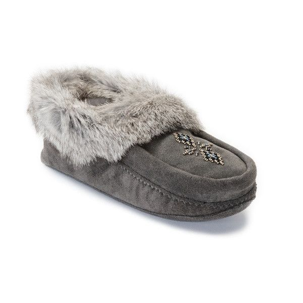 Charcoal Tipi Moccasin