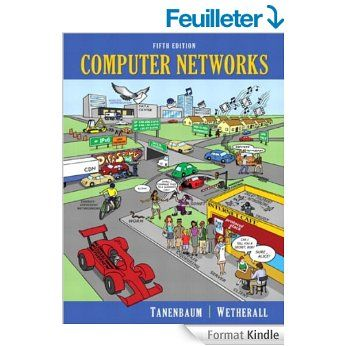 Computer Networks Ebook Andrew S Tanenbaum David J