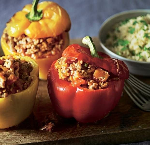 Stuffed peppers | Recipe | Stuffed peppers, Recipes ...