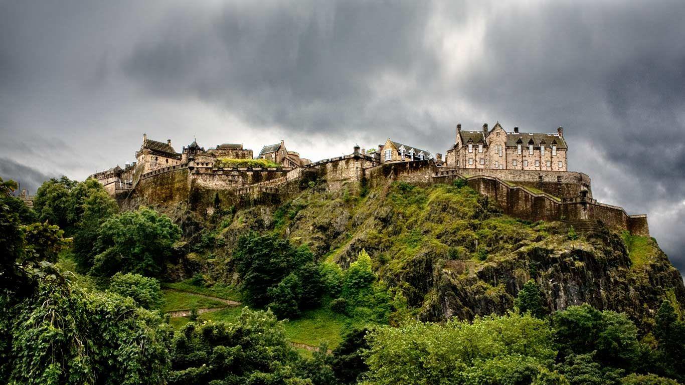 Edinburghcastle Wow Edinburgh Castle Scotland Tourist Attractions Castle
