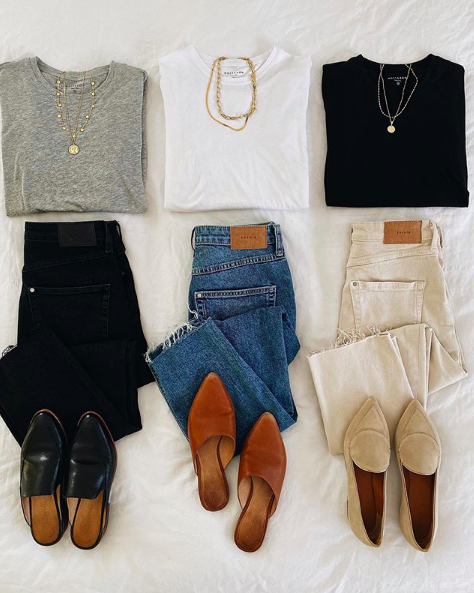 10 Classic Wardrobe Essentials I Can't Live Withou