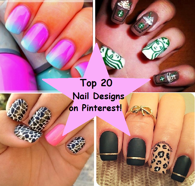 Top20g 674643 nails pinterest explore starbucks nails top nail and more prinsesfo Images