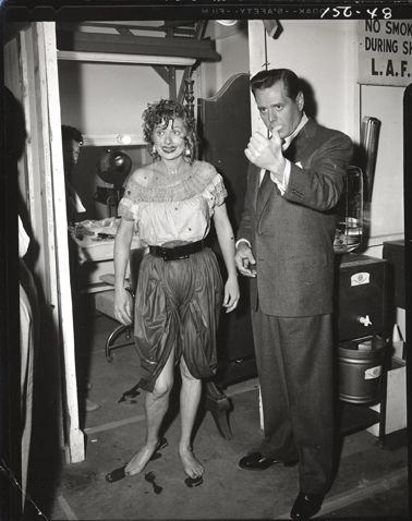 Lucille ball and desi arnaz 36 black white camera negatives from i love lucy collection of 28 black white 4 x 5 in camera negatives and 8 glossy