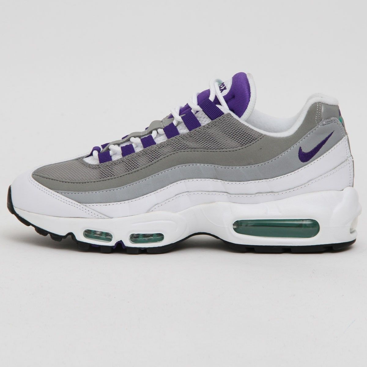 wholesale dealer 0a4bc e68f8 Nike Air Max 95 OG   Grape . 2015. 554970-151.