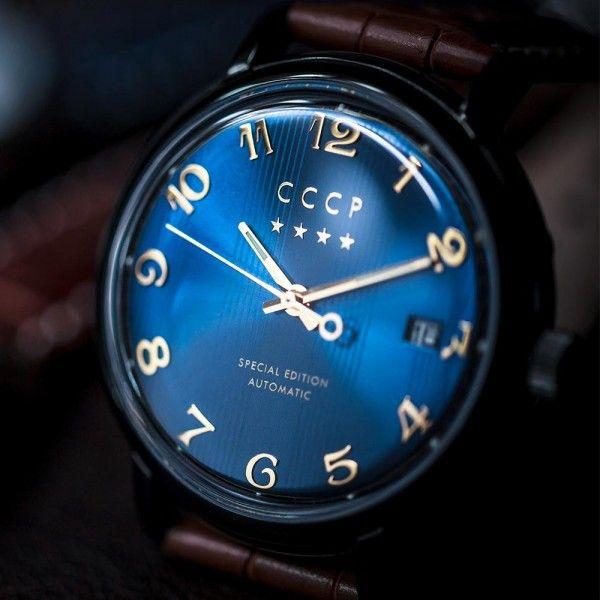Pin von Uhr.Haus auf CCCP Uhren | Watches, Chronograph und