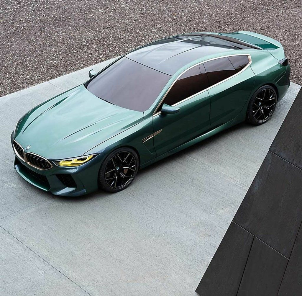 Bmw 8 Series Gran Coupe With Images Gran Coupe Sports Cars