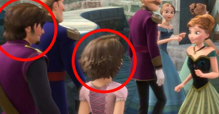 Hidden Secrets In Disney Movies You Probably Have Never Noticed - 24 disney movies secrets