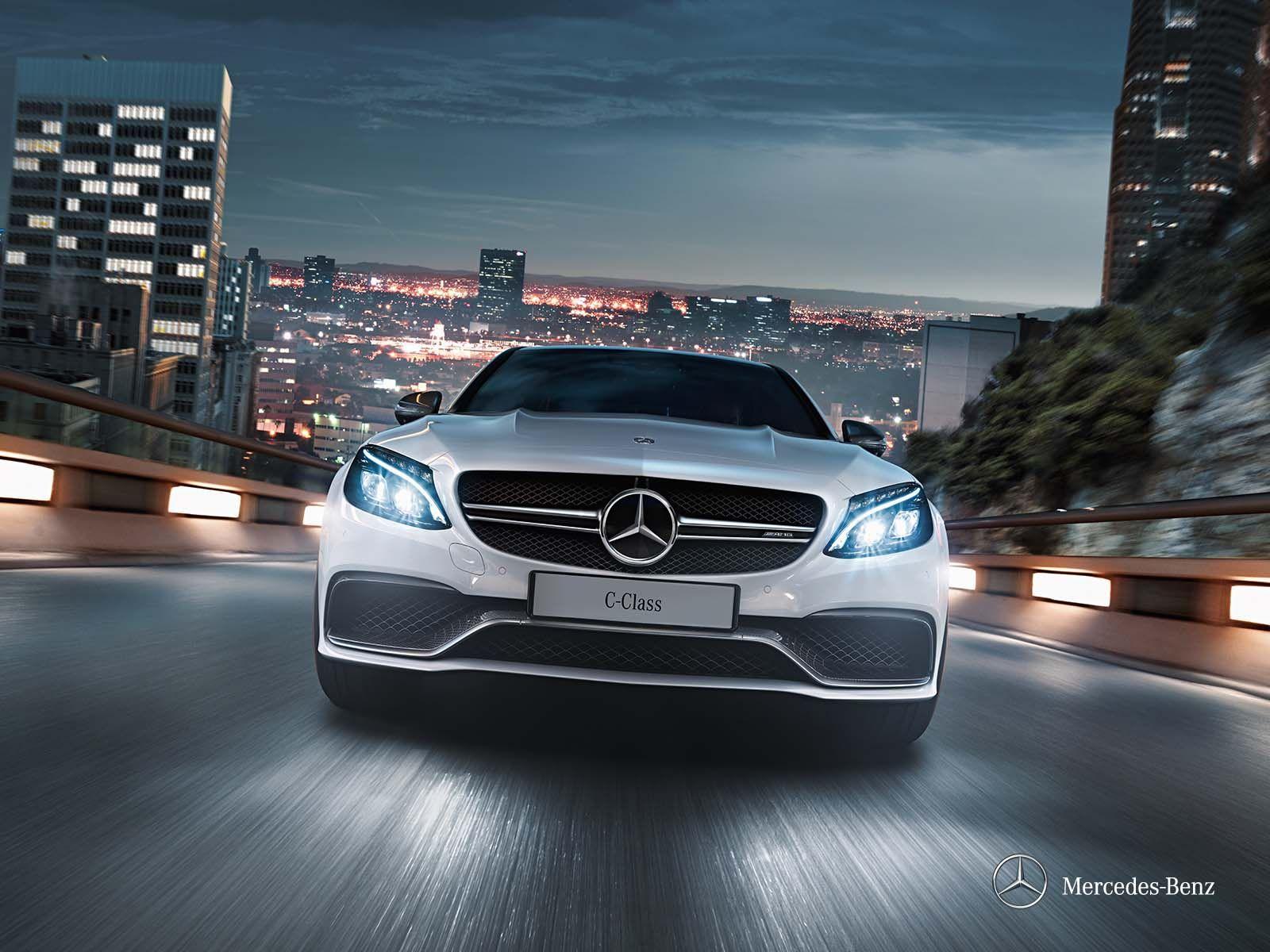 Une Allure Sportive Pour La Mercedes Classe C Classe C Vehicules