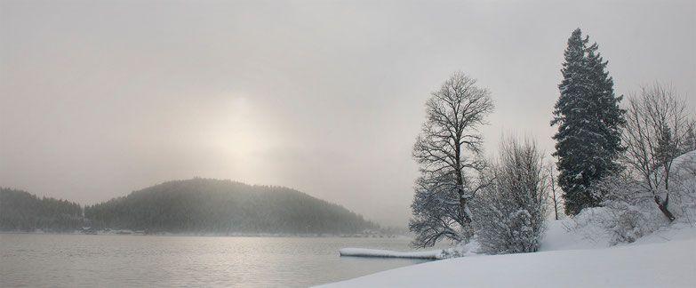 Wintereinbruch im Ausserland 2014