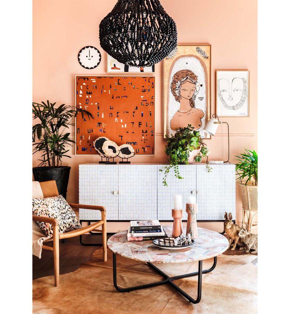 Botswana agate coffee table africa decor x frame coffee