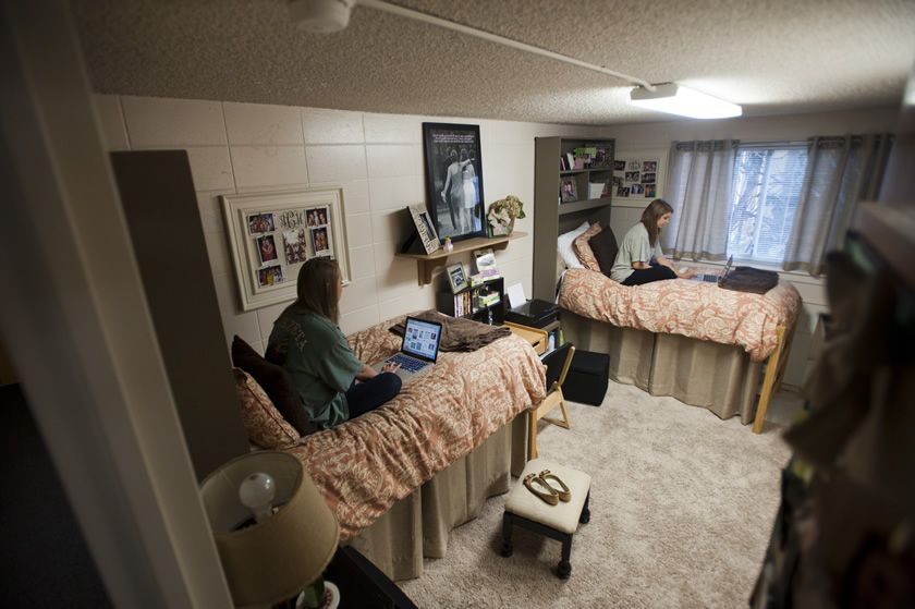 Tutwiler Housing And Residential Communities Dorm Room Layouts Dorm Layout College Room