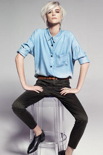 7233ef4669e0 Mango Trousers - Womens Pants Fall 2013 | Lookbooks | Types of ...