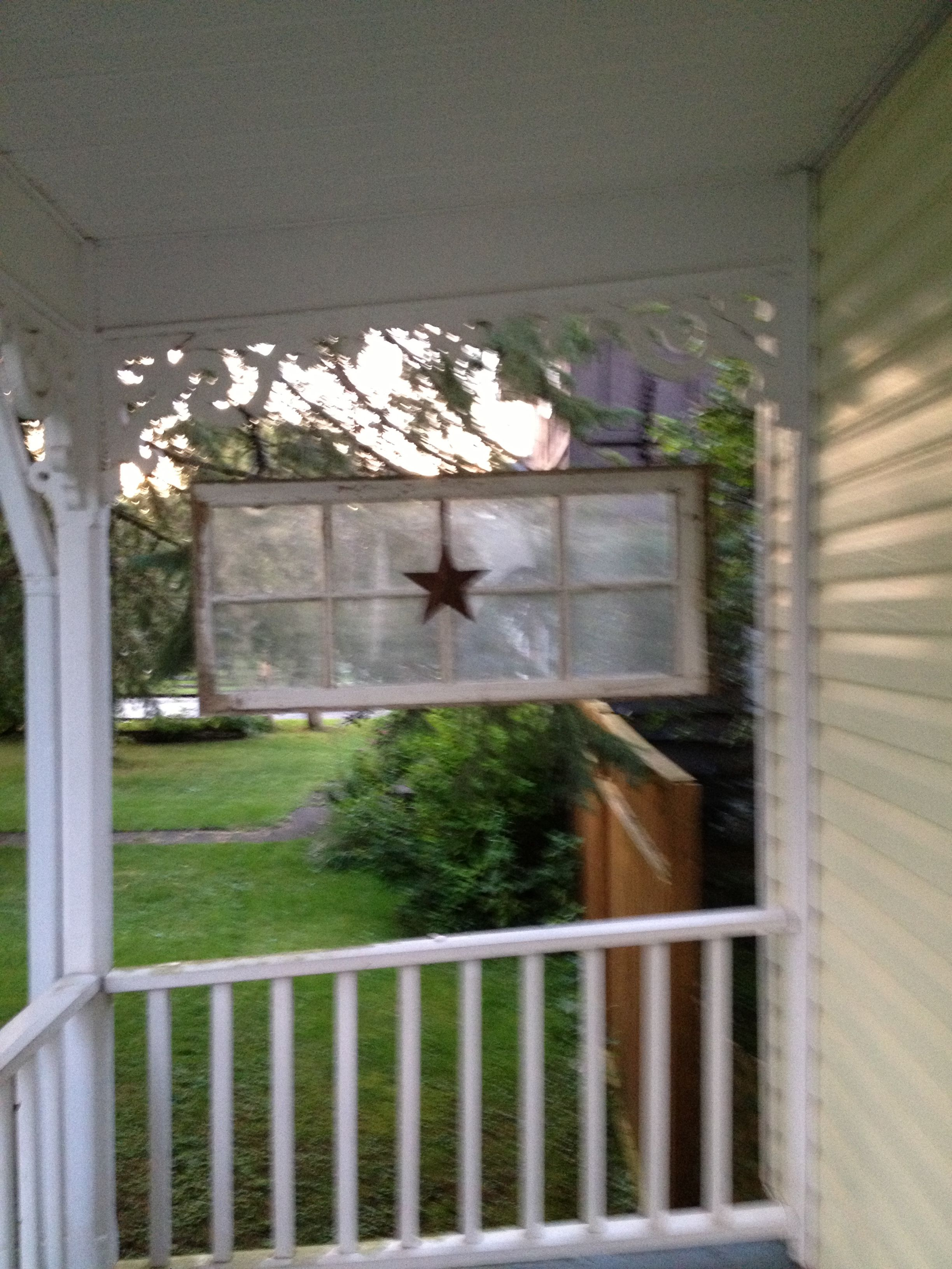 Beautiful old window front porch for the home pinterest front