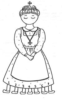 Orthodox Christian Education: Lady Sarakosti Poem