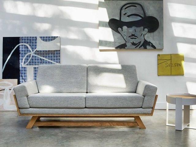 Canapé tendance 2015 Mobilier design Pinterest