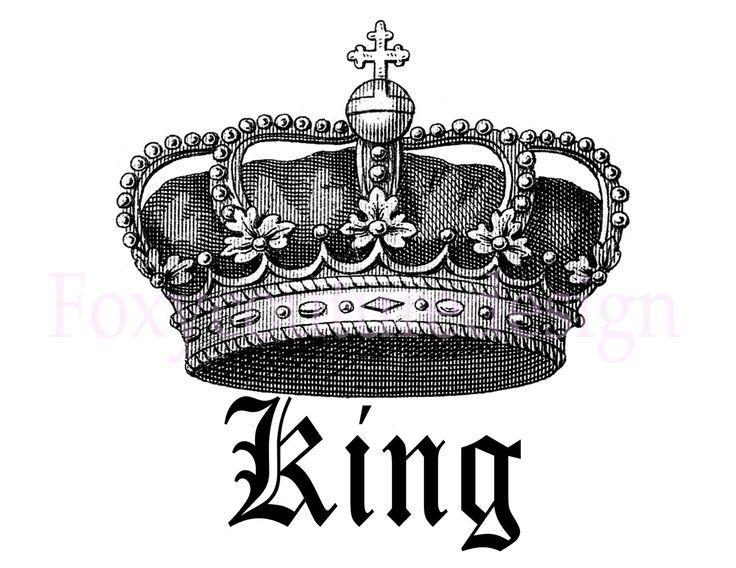 17 best ideas about Crown Tattoo Men on Pinterest | King queen ...