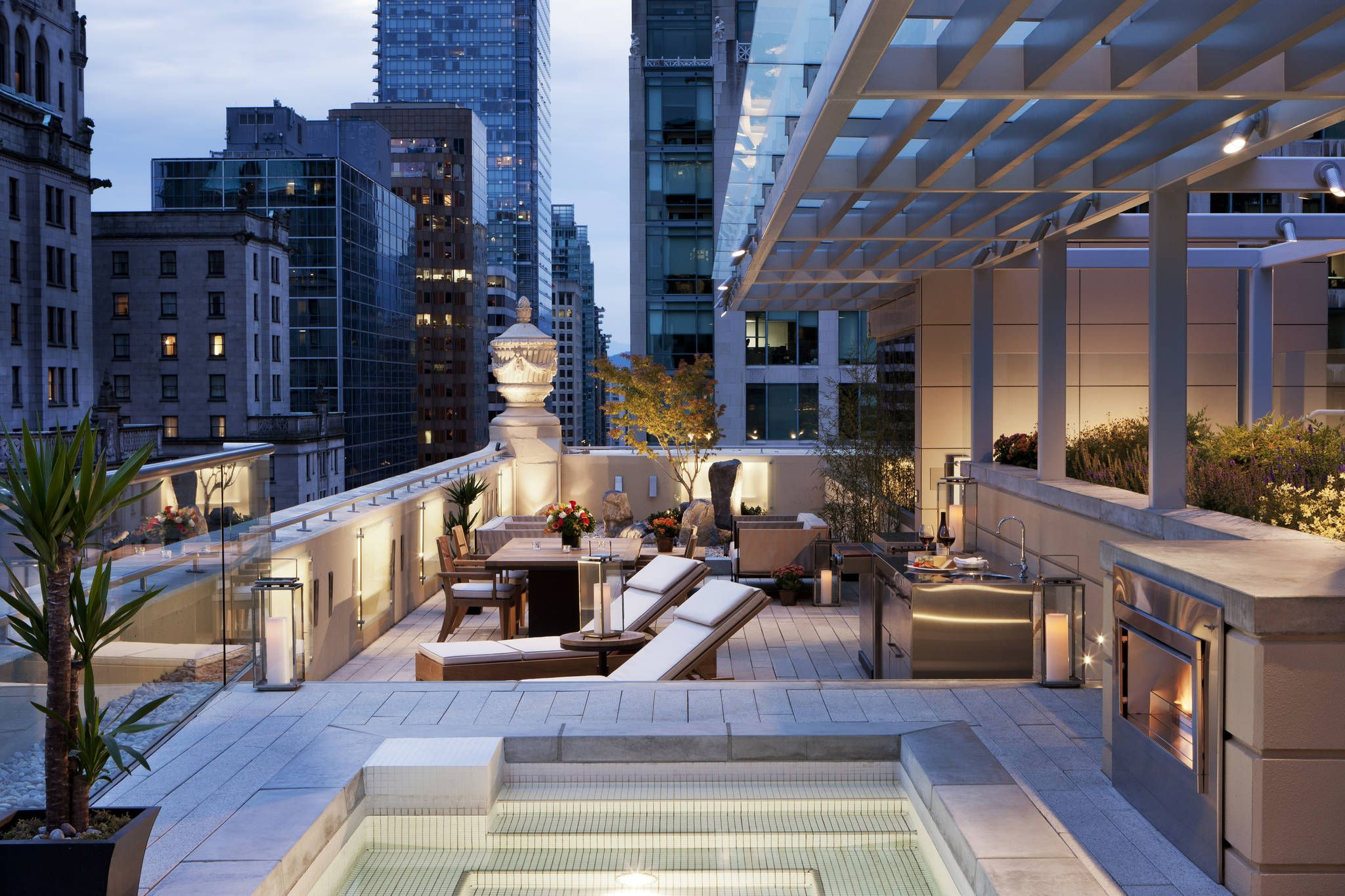 Handpicked luxury hotel today rosewood hotel georgia north america canada