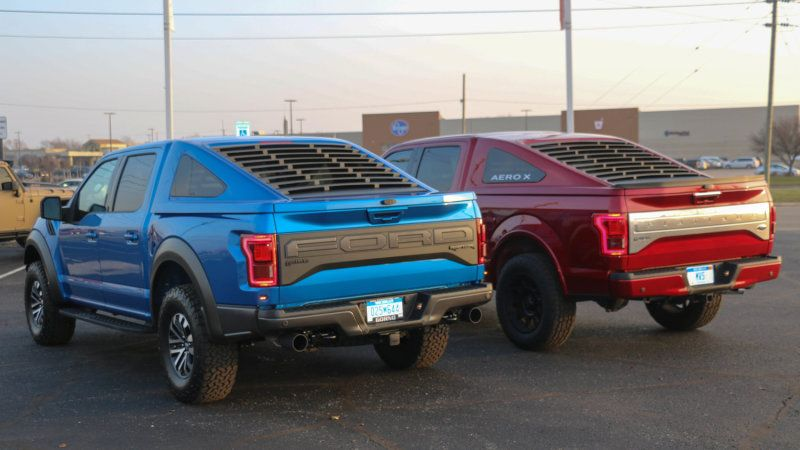 Ford F 150 Fastback Truck Conversion Looks To Start A Trend