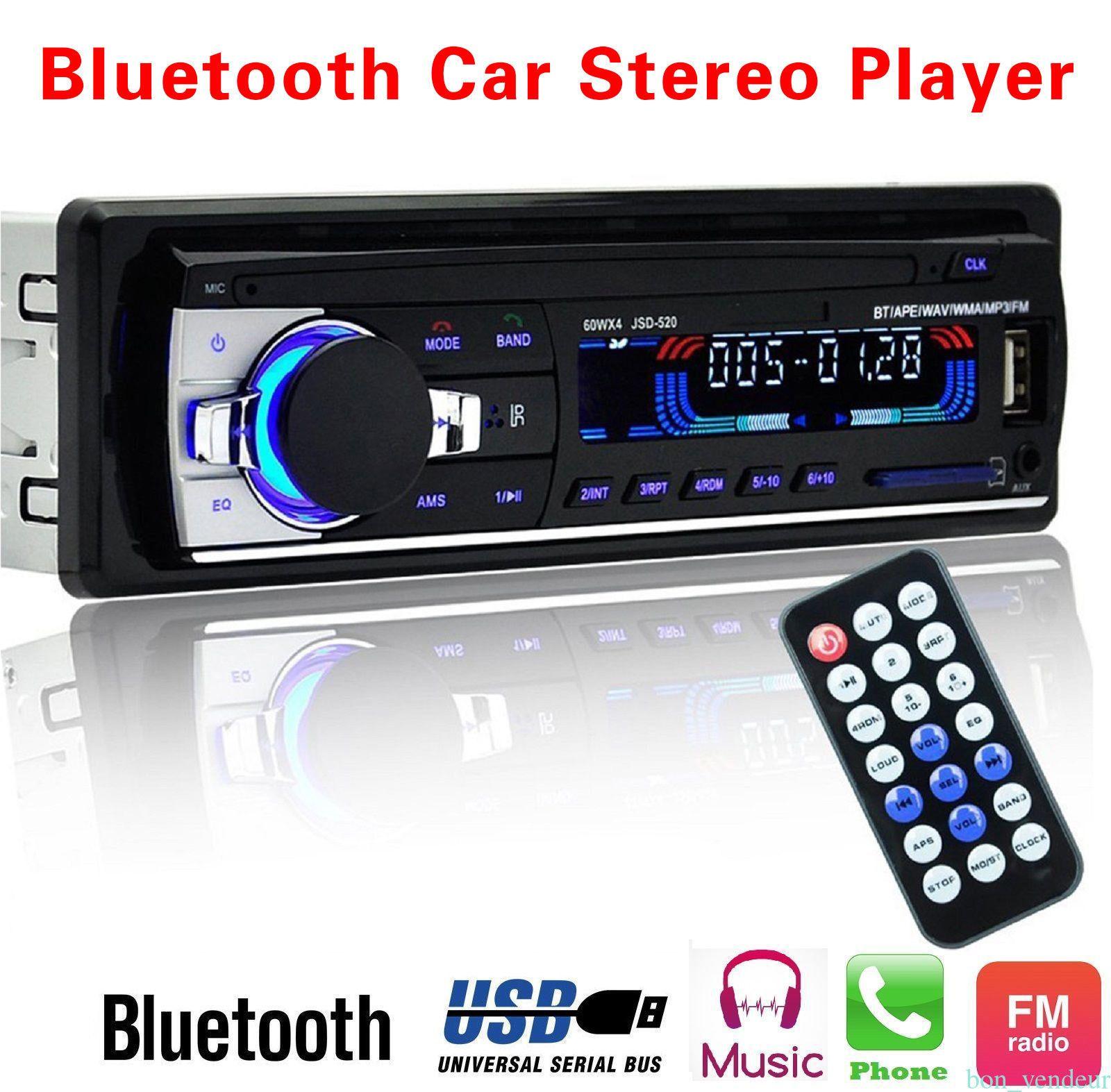 Car InDash Units ebay Electronics Car bluetooth