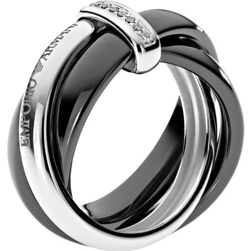Emporio Armani Women's 925 Sterling Silver Ring ghEUzG