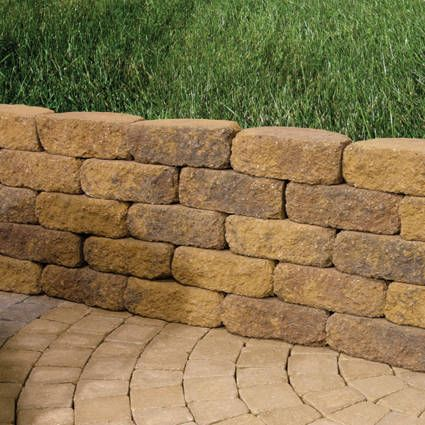 cement block garden wall catalina retaining wall on wall blocks id=99088
