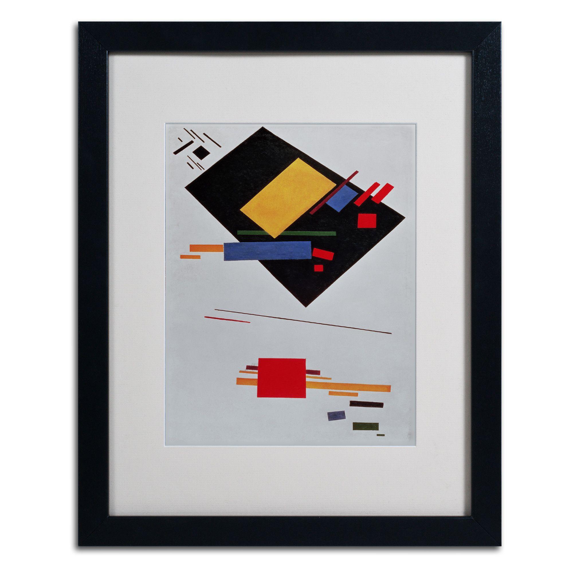 Suprematist Composition\