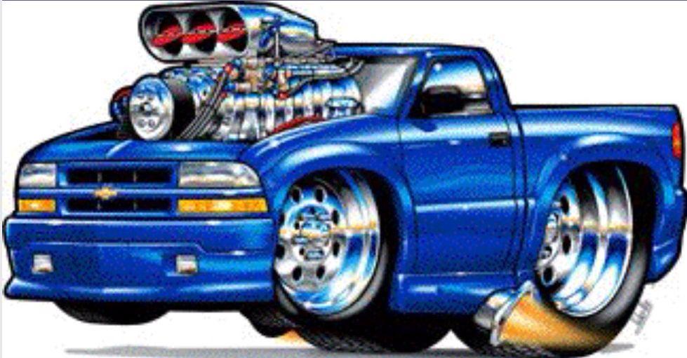 Pin By Jeff Morgan On Car Toons Cool Car Drawings