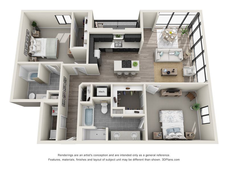 Avanti floorplan 1 (With images) | Sims house plans ...
