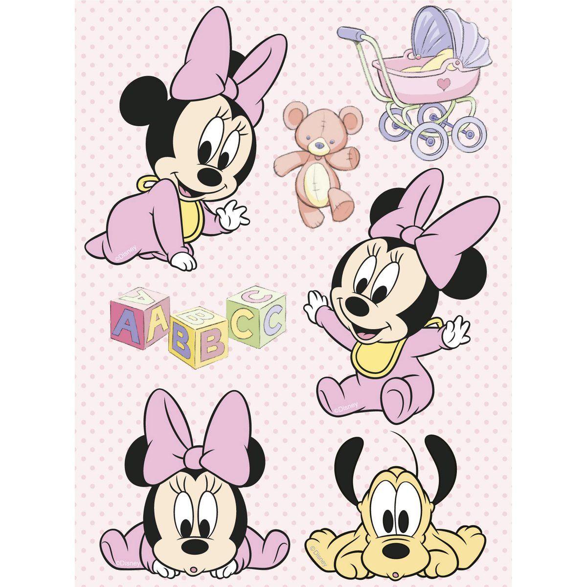 Panduro Hobby - 3D stickers Baby Minnie   minnie png ...