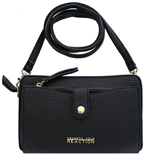 f5892948d Women's Shoulder Bags - Kenneth Cole Reaction KN1868 Alpine Mini Crossbody  Small Messenger Purse Shoulder Bag BLACK *** Want to know more, ...