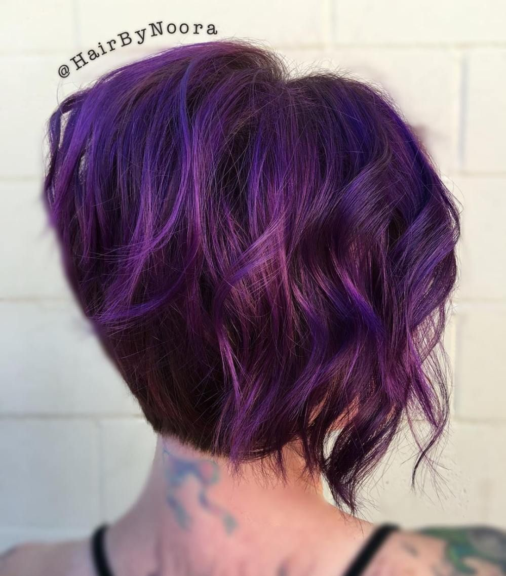 Cool Ideas of Lavender Ombre Hair and Purple Ombre  Lavender