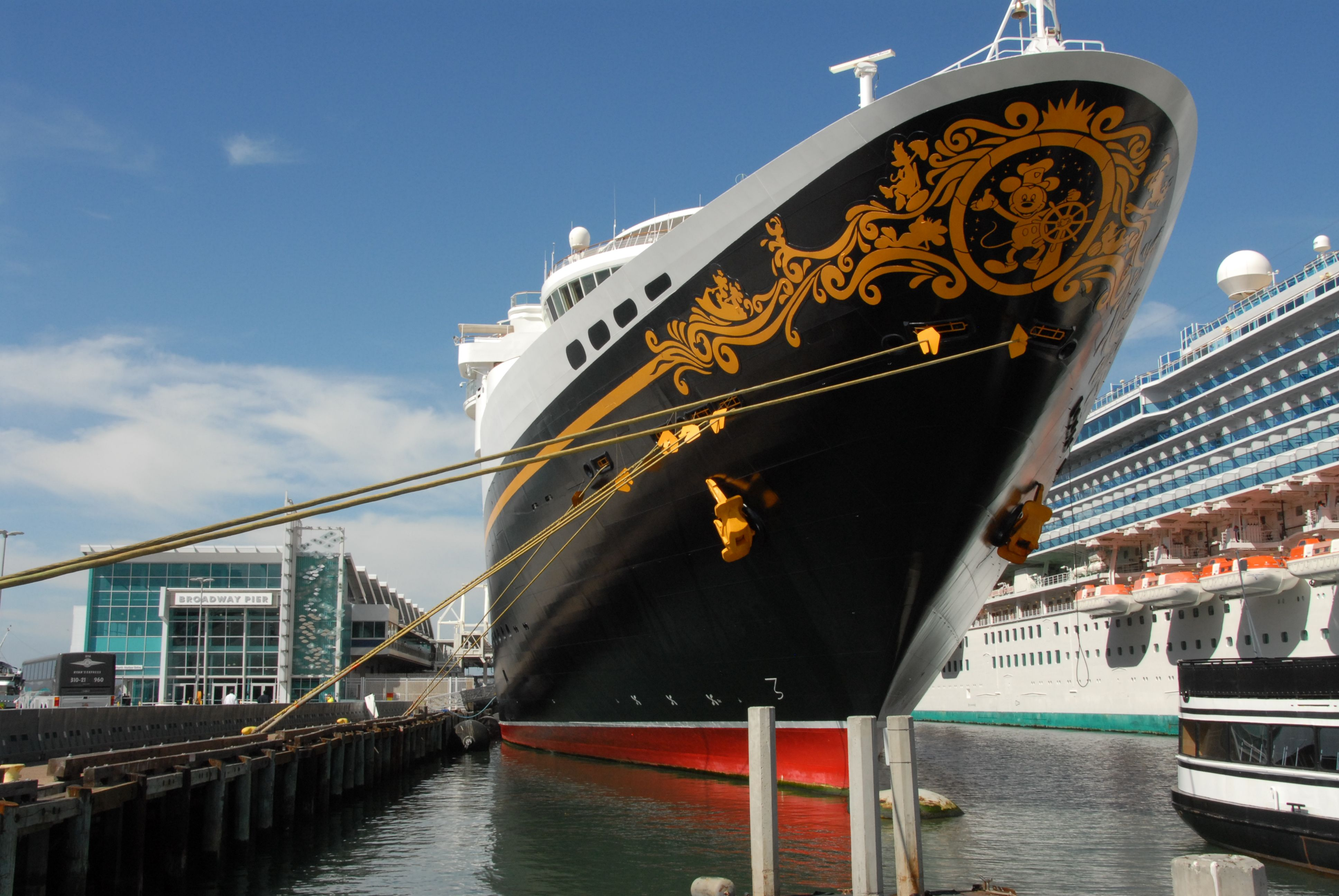 The Port Of San Diego Proudly Kicked Off The Cruise - Cruise ships from san diego
