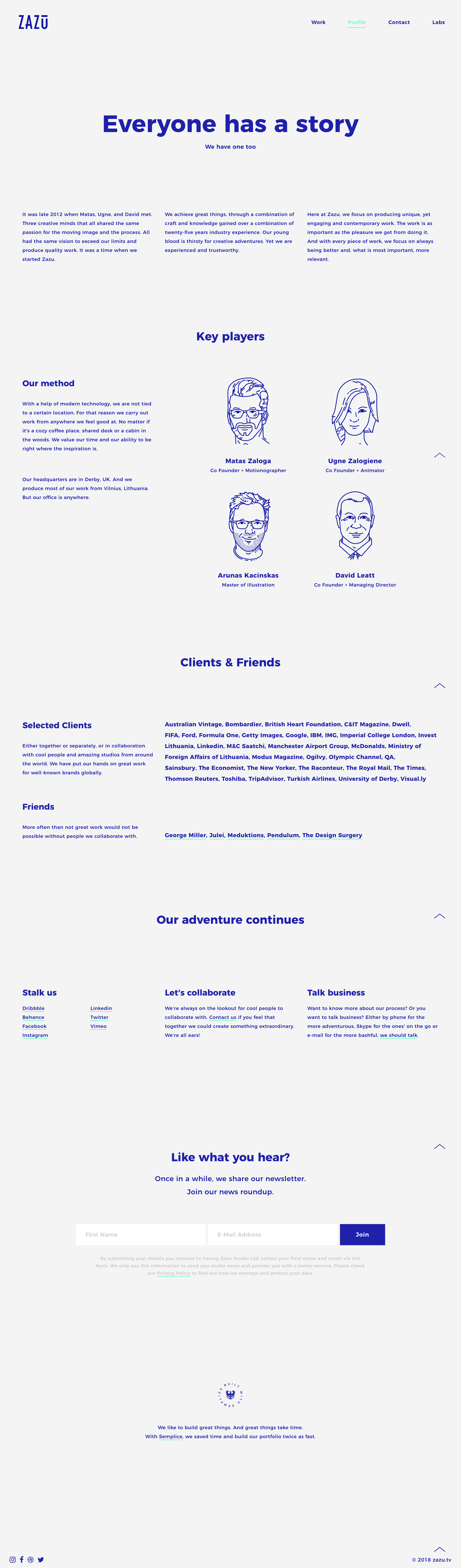 Pin by Choo Lin on web design | Motion design, Design, Web