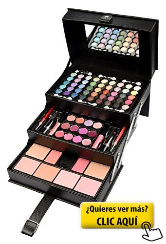 35436eb5f Vanidad del Caso Cosmético Maquillaje Caja... #maquillaje ...