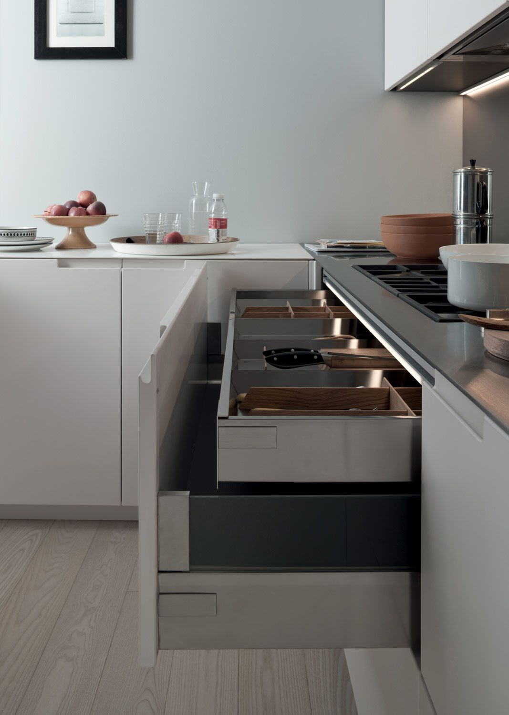 Cucina Extra > un progetto di Key Sbabo Cucine | furnture ...