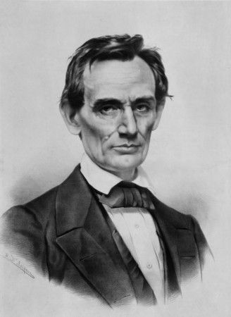 Abraham Lincoln February 12 1809 April 15 1865 Reared In A