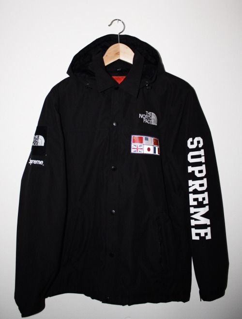 10632af1c7 SUPREME x THE NORTH FACE | Clothes in 2019 | Supreme sweater ...