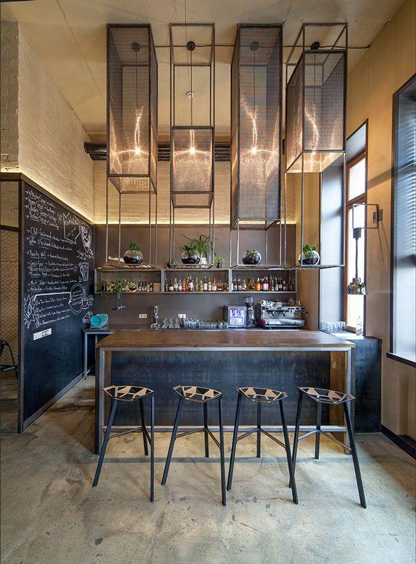 Whiskey Bar Location Kiev Ukraine Architect Rina