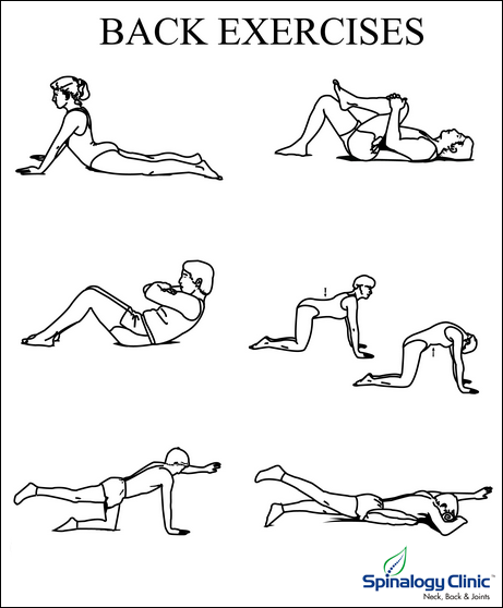Exercises And Stretches To Alleviate Morning Back Pain: 1