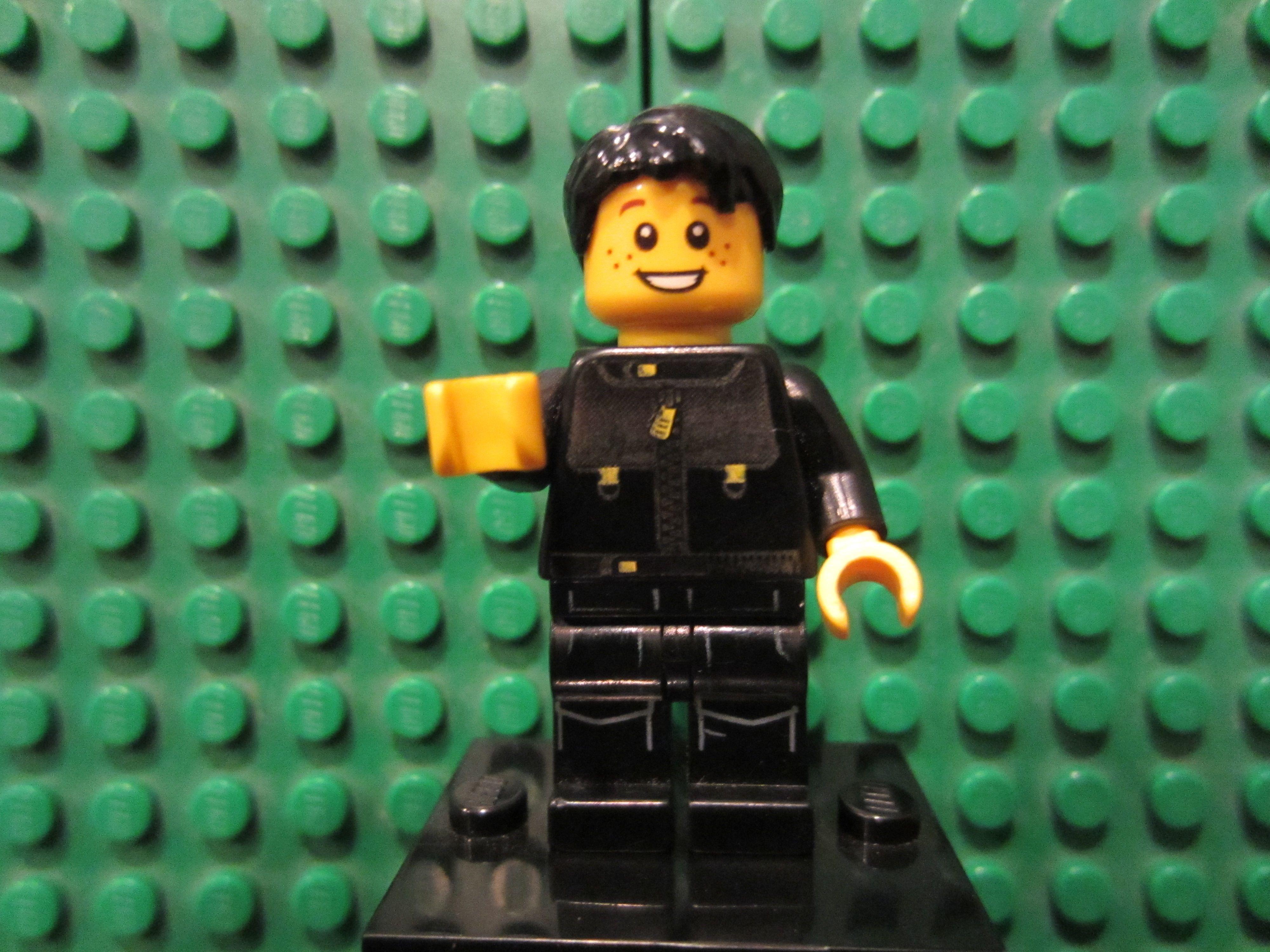 Lego John, my brother