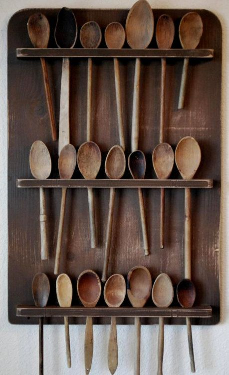 Living Room Design Ideas, Pictures, Remodels And Decor Baby Nursery  Children Room Design Primitive Antique Style Wooden Spoon Rack On Etsy H. Nice Look