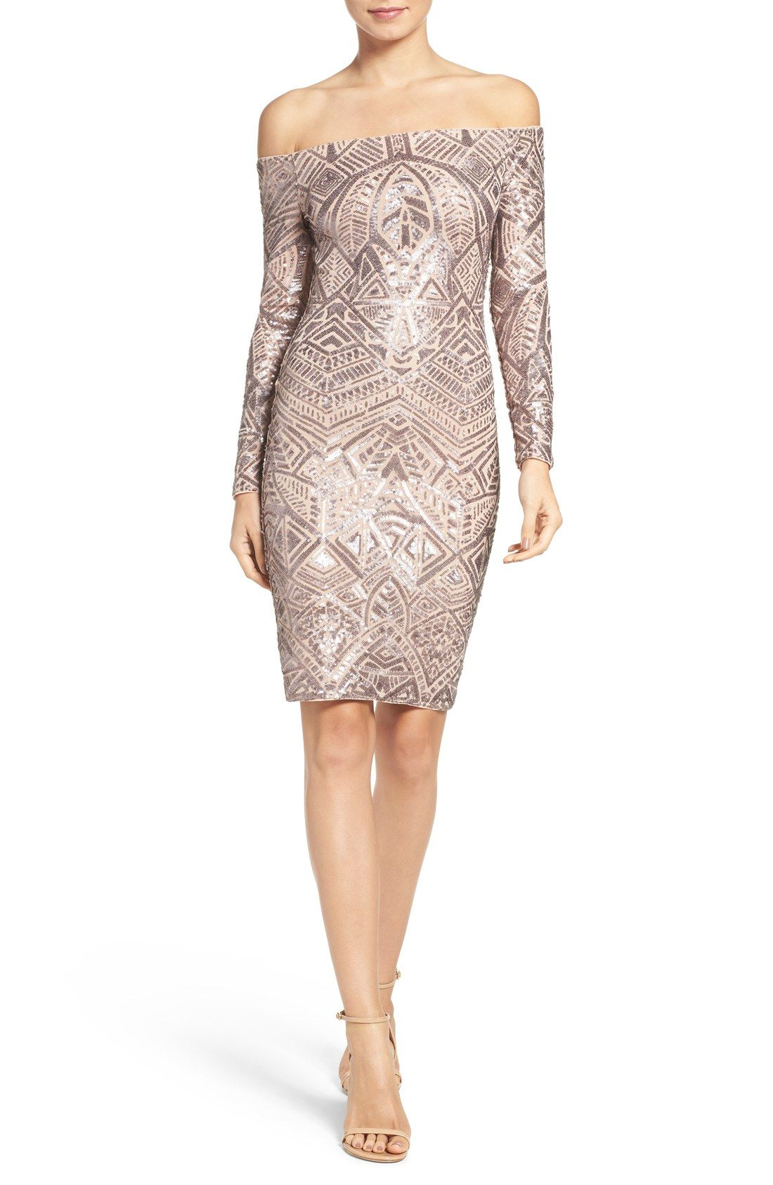 What to wear to a new yearus eve wedding pinterest sequins